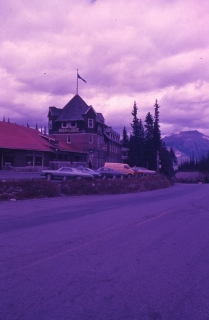 Banf NP in Canada 1973_05