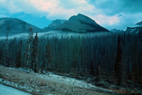 Banf NP in Canada 1973_10