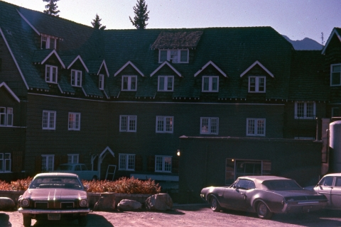 Banf NP in Canada 1973_20