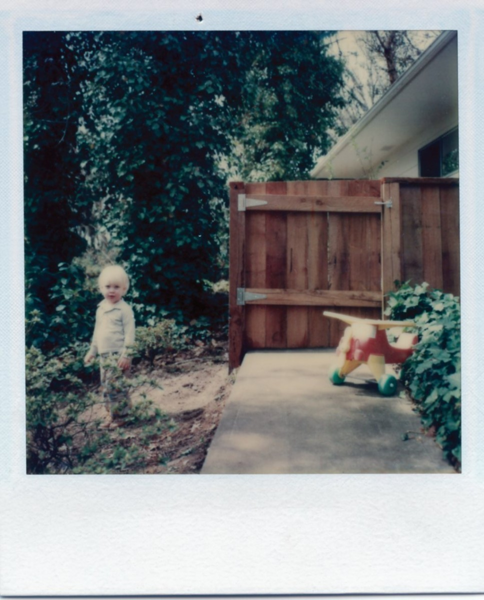 1976 Just setting up house in Albany Oregon_11