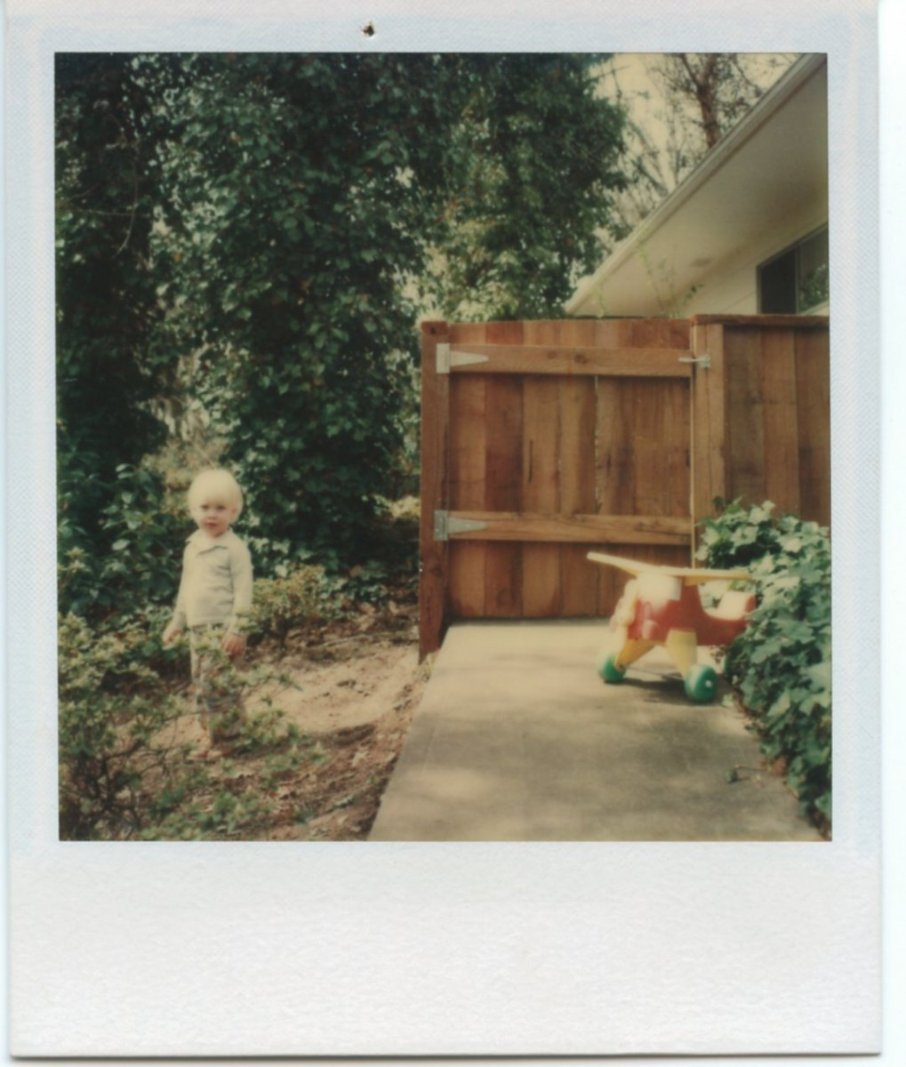 1976 Just setting up house in Albany Oregon_14