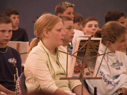 Morgans Band Concert. 2001_10