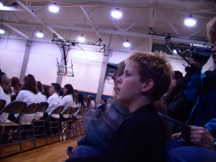Morgans Band Concert. 2001_16