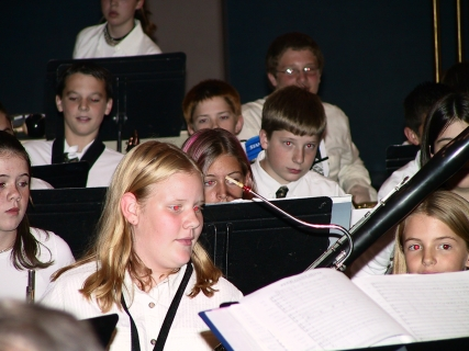 Morgans Band Concert. 2001_22