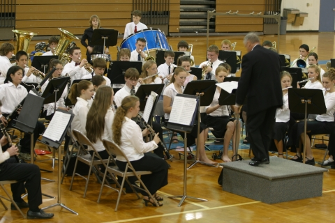Morgan Band Concert 2004_09