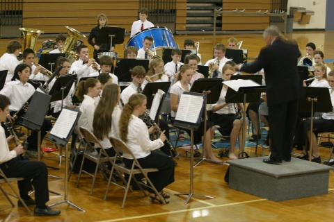 Morgan Band Concert 2004_10