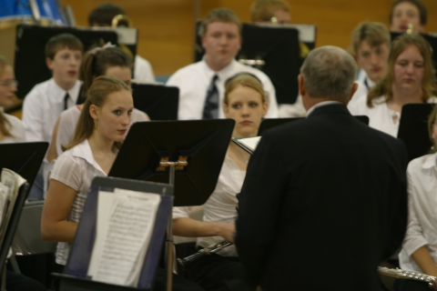 Morgan Band Concert 2004_12