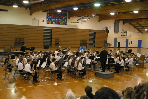 Morgan Band Concert 2004_14